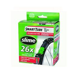 Slime 26x1.75-2.1 Schrader Valve Self Healing Smart Tube