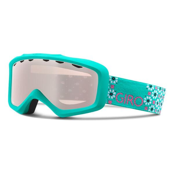 Giro Women's Charm Snow Goggles With Rose Silver Lens