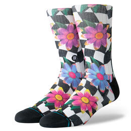 Stance Men's Flower Rave Socks