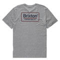 Brixton Men's Palmer Short Sleeve Premium T Shirt alt image view 1