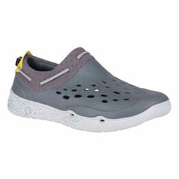 Sperry Men's Seafront Grey/Yellow Water Shoes