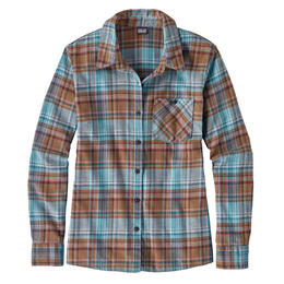 Patagonia Women's Heywood Long Sleeve Flannel Shirt