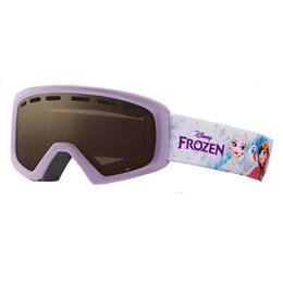 Giro Girl's Rev Snow Goggles With Amber Rose Lens