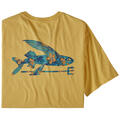 Patagonia Men's Flying Fish Organic Cotton