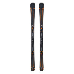 Blizzard Men's Quattro 7.7 All Mountain Skis with IQ TP 10 Bindings '17