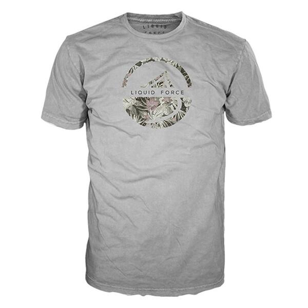 Liquid Force Men's Planted Short Sleeve Tee