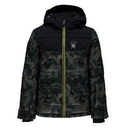 Spyder Boy's Clutch Snow Jacket
