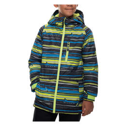 686 Boy's Jinx Insulated Snowboard Jacket '17
