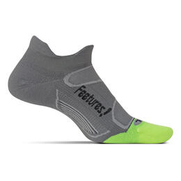 Feetures Elite No Show Tab Light Cushion Socks
