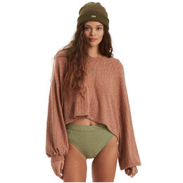 Billabong Women's Miles Away Long Sleeve Top