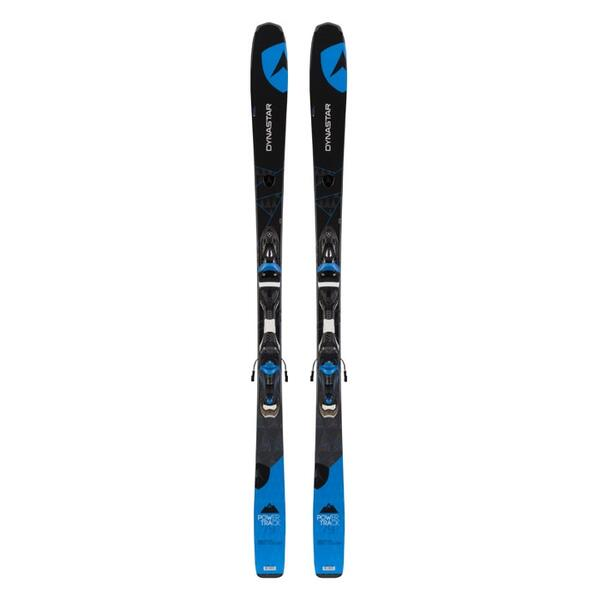Dynastar Men's Powertrack 79 All Mountain Skis with NX 11 Bindings '15