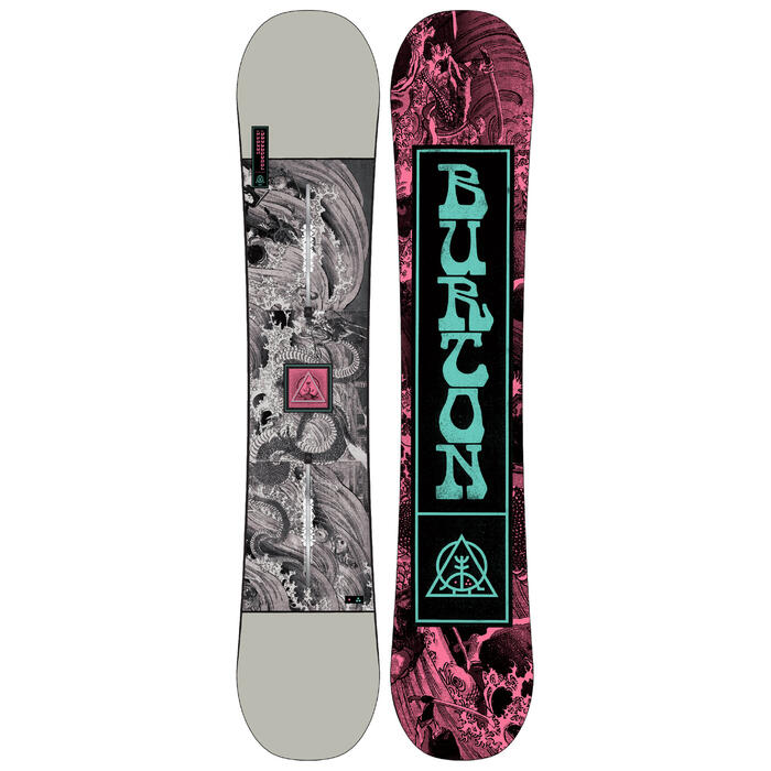 Burton Men's Descendant Snowboard '21