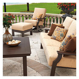 Telescope Casual St. Catherine Sofa 4-Piece Deep Seating Set