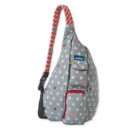 Kavu Women's Rope Bag Backpack Owls