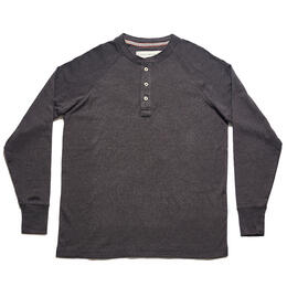 The Normal Brand Men's Long Sleeve Puremeso Henley