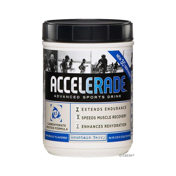 Accelerade Endurance Formula Drink Mix - Mountain Berry