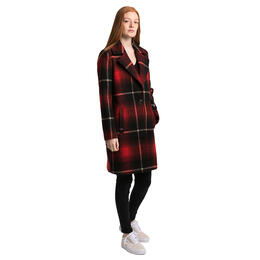 Ellabee Women's Everest Tartan Coat