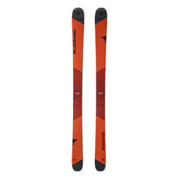 Blizzard Men's Bonafide All Mountain Skis '18 - FLAT