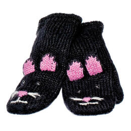 Knitwits Kiki The Kitty Mittens