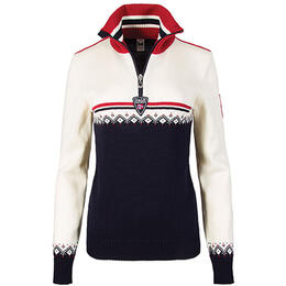 Dale Of Norway Women's Lahti 1/4 Zip Sweater