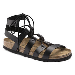 Birkenstock Women's Cleo Casual Sandals Black - Narrow