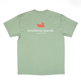 Southern Marsh Men's Authentic T Shirt