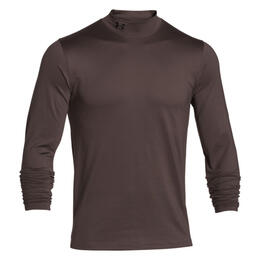 Under Armour Men's ColdGear Infrared Fitted Mock Shirt