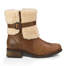 UGG® Women's Blayre II Leather Snow Boots