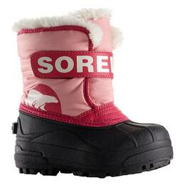 Sorel Toddler Girl's Snow Commander Apres Ski Boots