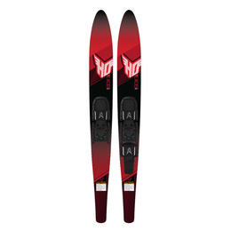 HO Sports Men's Excel Combos Waterskis W/ Horseshoe Boots '16