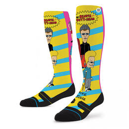 Stance Men's Beavis And Butthead Socks