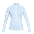 Under Armour Women's UA Tech™ Twist Half Zip Top alt image view 5