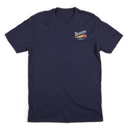 Brixton Men's Maverick Short Sleeve Tee