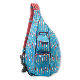 Kavu Women's Rope Bag Row House Backpack