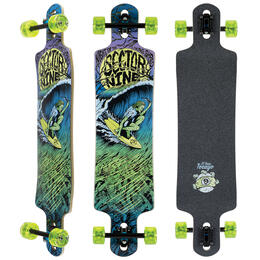 Sector 9 Night of Shred Complete Longboard