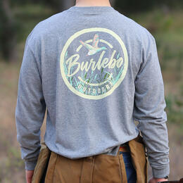 Burlebo Men's Burlebo Outdoors Long Sleeve T-Shirt