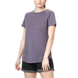 tentree Women's Small Trees Raglan T-Shirt