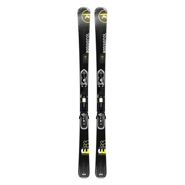 Rossignol Men's Experience 83 All Mountain Skis with Axium 120 Bindings '14