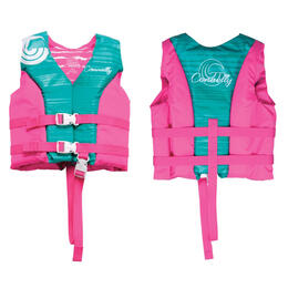 Connelly Girl's Hinge Nylon USCGA Life Vest