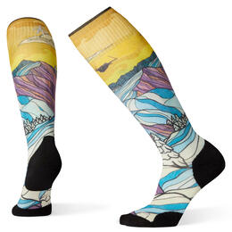 Smartwool Women's PHD Afterglow Ski Socks