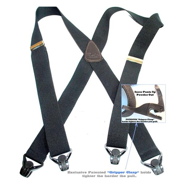 Holdup Suspender Ski-Ups Snowsport Suspenders