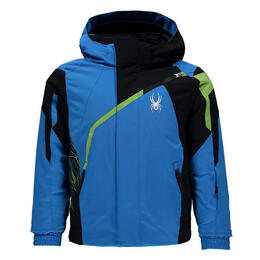 Spyder Toddler Boy's Mini Challenger Jacket