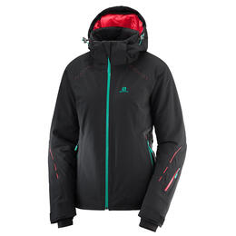 Salomon Women's Icecrystal Ski Jacket