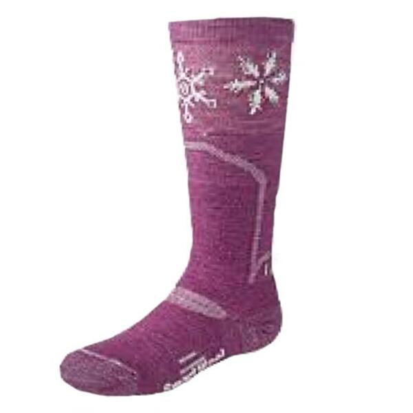 Smartwool Kid's Snow Fall Socks