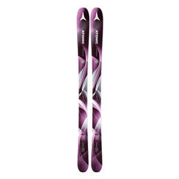 Atomic Women's Vantage 95c W All Mountain Skis '18 - FLAT