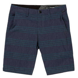 Volcom Men's Frickin Surf N Turf Mix Hybrid Hybrid Shorts