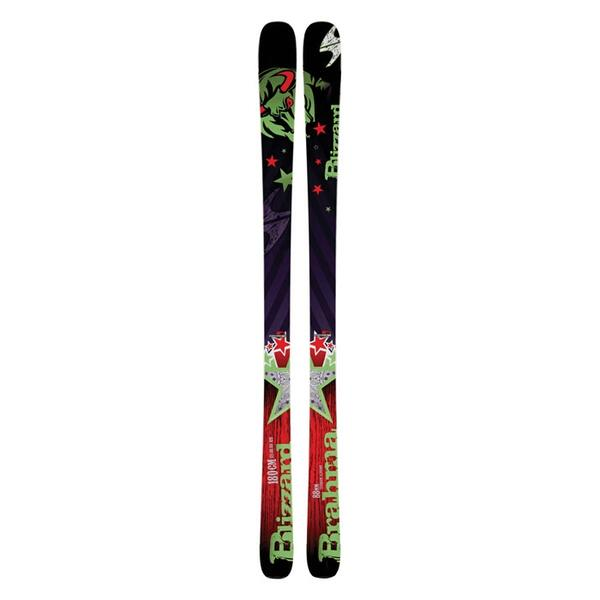 Blizzard Men's Brahma Free Mountain Skis '14 - Flat