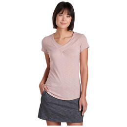 Kuhl Women's Sona Short Sleeve Top