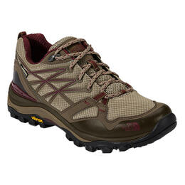 The North Face Women's Hedgehog Fastpack Gtx Hiking Shoes Dune/Red