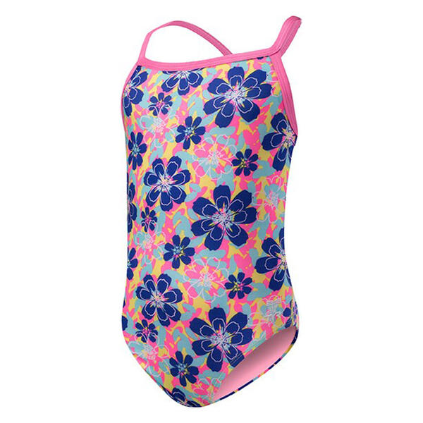 TYR Girl's Poppy Diamondfit Swimsuit